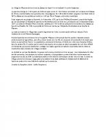 Histoire de Planaise