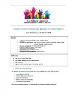 CR AG – 01.10.2019