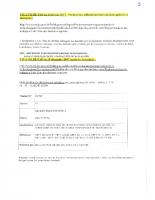 Consignes Prévention incendies – P3