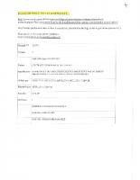 Consignes Prévention incendies – P4