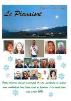 Le Planaisot – Édition 1 – décembre 2020